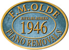 F.M.Olde Piano Removals