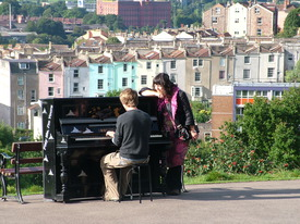 Bristol, UK, 2009
