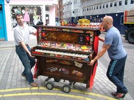 London, UK 2009