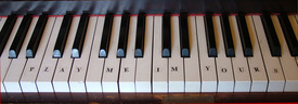 Play Me, I&#039;m Yours Piano